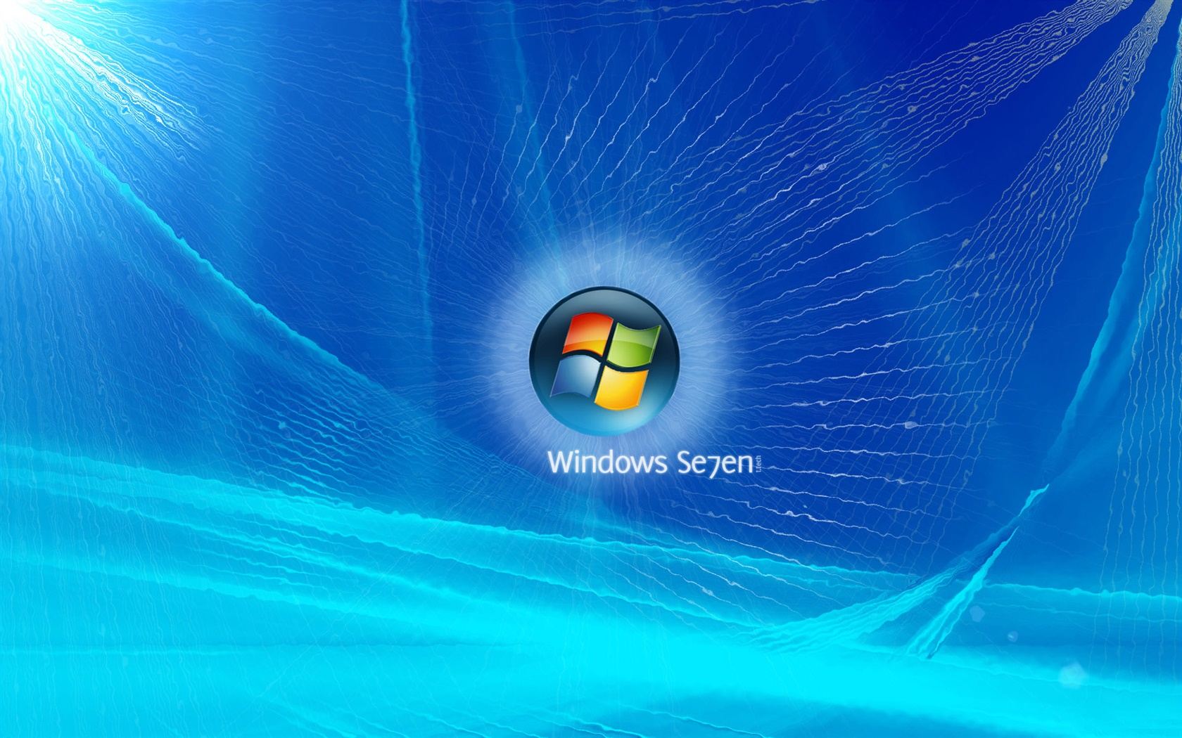 Windows 7の ブルーソニック デスクトップの壁紙 1680x1050 壁紙をダウンロード Ja Hdwall365 Com