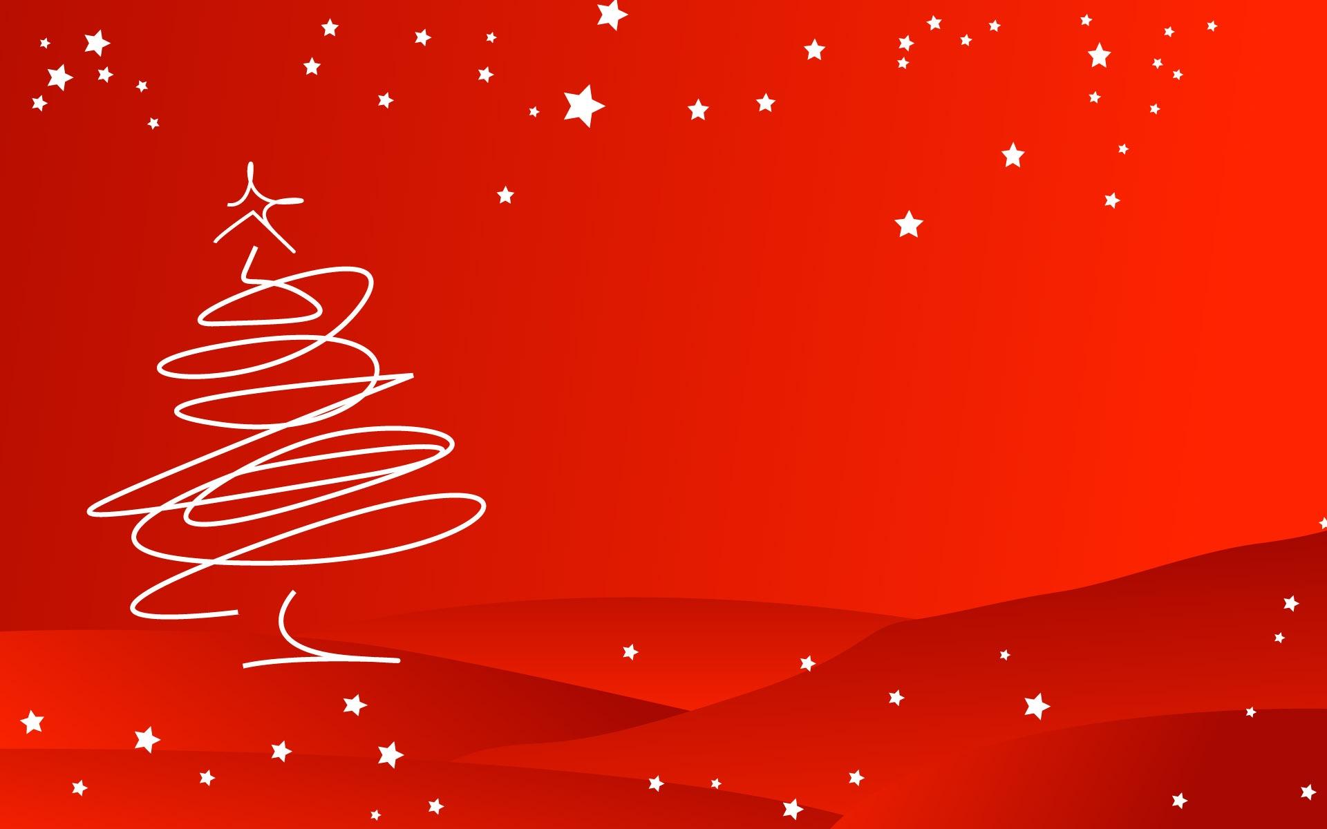 クリスマスをテーマに シンプルなスタイル 木 赤 背景 デスクトップの壁紙 19x10 壁紙をダウンロード Ja Hdwall365 Com